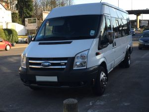 liverpool coach hire with driver