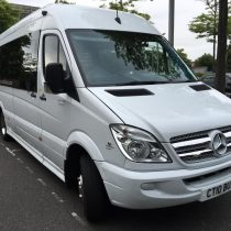 cheap minibus hire birmingham by actua transport