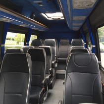 cheap minibus hire birmingham with driver by actua transport