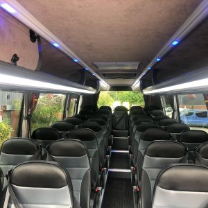 coach hire birmingham by actua transport